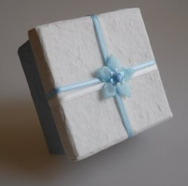 Geschenkdoos Jay Blauw