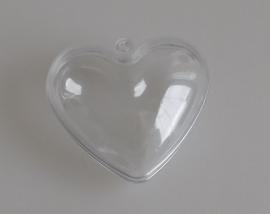 DIY - Verpakkingen 5 Stuks Acryl harten