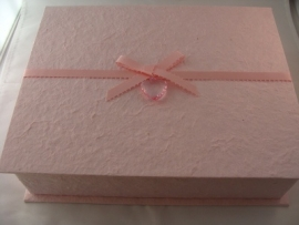 Baby Memorybox Timmie Roze