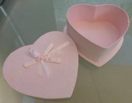 Baby Memorybox Hearty Roze