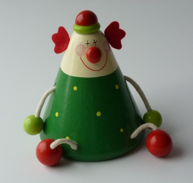 Kraamkadootje Spaarpot Clown
