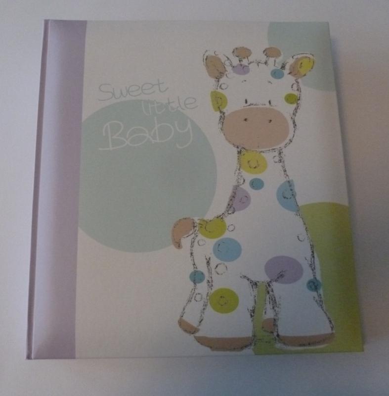 Babyfotoalbum Kima