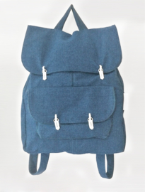 LICHT DENIM RUGTAS - THE BACKPACK