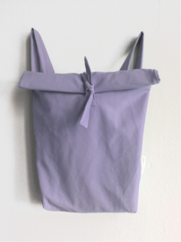 LILA RUGTAS - FOLDER BAG
