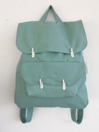 MINT GROEN RUGTAS - THE BACKPACK