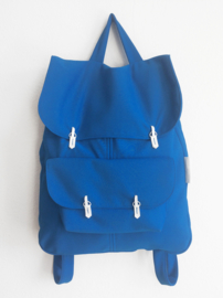 AZURE BLAUWE RUGTAS - THE BACKPACK