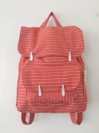 ORANGE STRIPE - THE BACKPACK