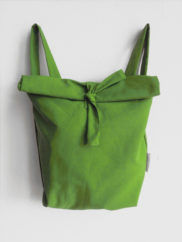 OLIVE RUGTAS- FOLDER BAG