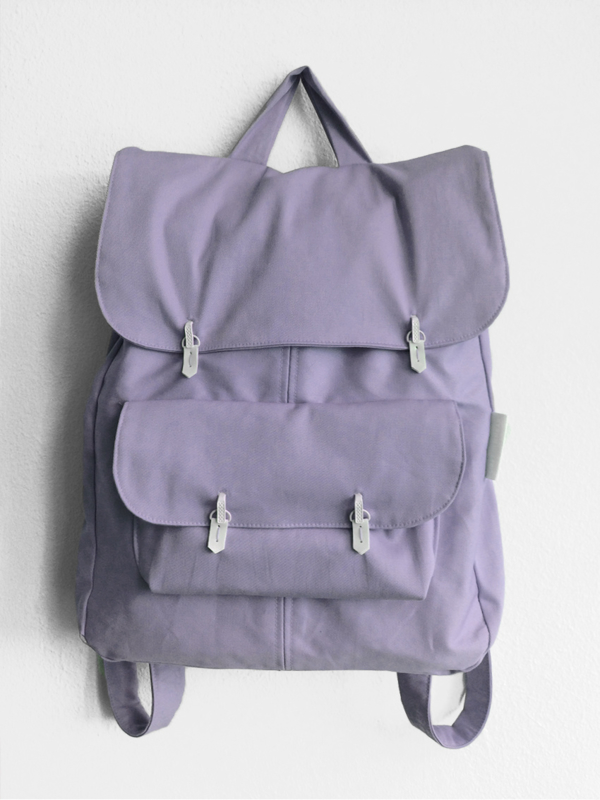 LILA RUGTAS - THE BACKPACK