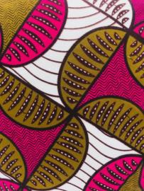Meditatiekussen afrikaans rose