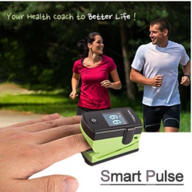Smart Pulse Stress en Bloedvaten Health Analyse