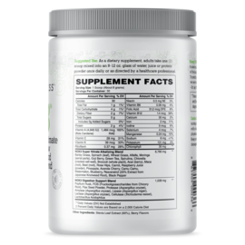 NOX 3 Daily Greens,  24 superfoods en probiotica in 1 uniek product