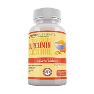 Curcumine extra sterke coctail