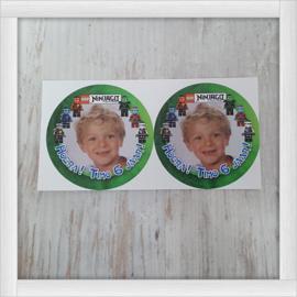 Stickers Ninjago