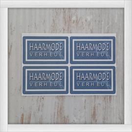 Stickers voor bedrijven