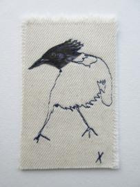 Trompet paradijsvogel