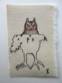 Dwergoor uil