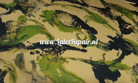 Latex rubber sheet Camouflage