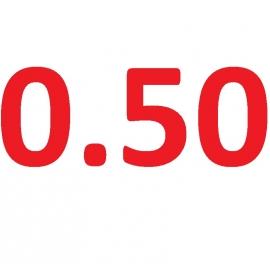 Latex dikte 0.50