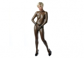 Black transparent latex 0.50