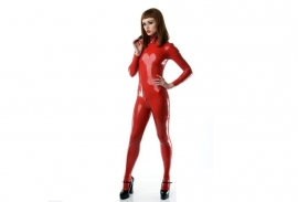 Latex 0.25 Rood