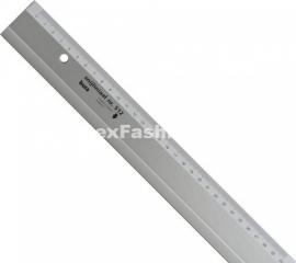 Cutting ruler aluminum 30 cm