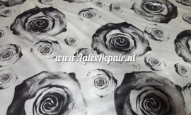 Latex rubber sheet Roses