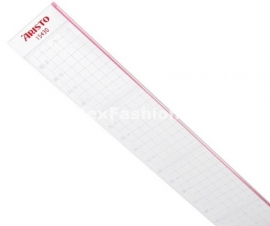 Snijliniaal transparant 30 cm
