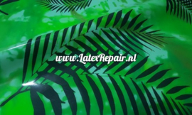 Latex rubber sheet Palm