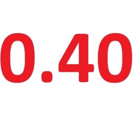 Latex dikte 0.40