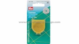 Reservemesje 28 mm rolmes (per 2 stuks)  Prym / Clover