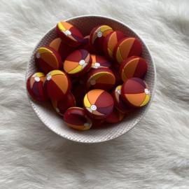 Strandbal kraal - herfst tinten