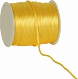 Satincord - yellow