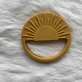 Sunshine teether - ochre