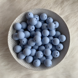 Safety bead 12mm - pastel blue