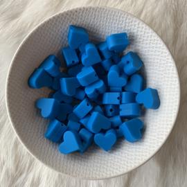 Klein hartje - jeans blauw