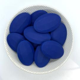 Groot ovaal - sapphire blauw