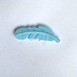Veertje - baby blauw