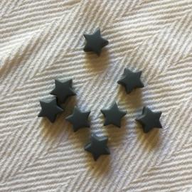 Small star - darker grey