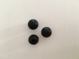 12 mm - zwart