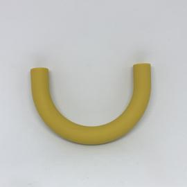 U kraal - mosterd geel