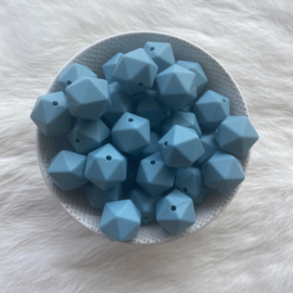 Icosahedron 17mm - island sea