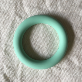 Silicone ring - mint