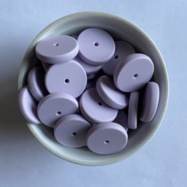Coin bead 25mm - lilac