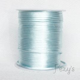 Satincord - light blue