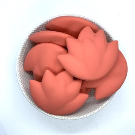 Lotus kraal - aarde oranje