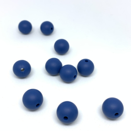 12mm - staal blauw