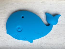 Whale - blue