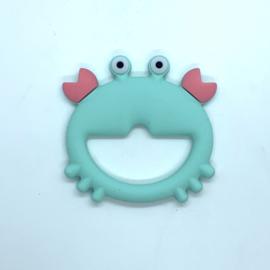 Krab - pastel turquoise