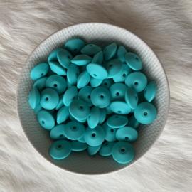 Discus 15mm - turquoise